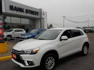 Used 2018 Mitsubishi RVR SE AWC 10YR WARRANTY  AWD I APPLE / ANDROID AUTO for sale in Gloucester, ON