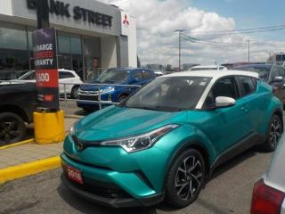 Used 2018 Toyota C-HR XLE Premium, LOADED & stylish 2Tone Radiant Green for sale in Gloucester, ON