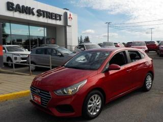 Used 2019 Hyundai Accent Preferred with back up cam for sale in Gloucester, ON