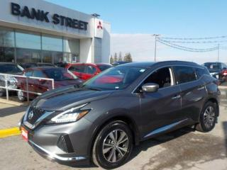 Used 2019 Nissan Murano SV TECH AWD  #ROOF #NAV #CARPLAY for sale in Gloucester, ON