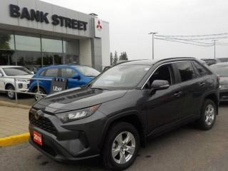 Used 2019 Toyota RAV4 LE AWD}HTD Seats} BT} Rearview Cam for sale in Gloucester, ON