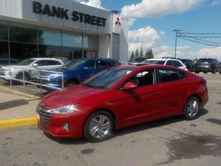 Used 2020 Hyundai Elantra LOADED! Preferred with Sun & Safety Package for sale in Gloucester, ON