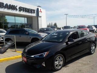 Used 2020 Hyundai Elantra Loaded! Heated steering wheel} Sunroof }Carplay for sale in Gloucester, ON