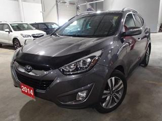 Used 2014 Hyundai Tucson LIMITED AUTO*** BEST PRICE IN ONTARIO!!!*** for sale in Nepean, ON