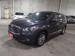 Used 2014 Infiniti QX60 BASE AWD *** BEST PRICE IN OTTAWA!!! *** for sale in Nepean, ON
