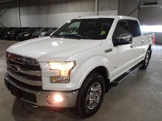 Used 2015 Ford F-150 F-150 LARIAT SUPER CREW CAB 4X4 *BEST PRICE IN ONTARIO** for sale in Nepean, ON