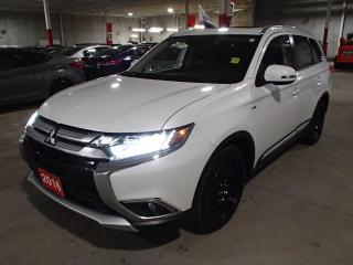 Used 2016 Mitsubishi Outlander GT V6 AWD *** FREE WINTER TIRS & RIMS INC!!! *** for sale in Nepean, ON