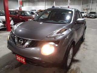 Used 2016 Nissan Juke SL NAVI AWD *** BESTPRICE IN ONTARIO!!! *** for sale in Nepean, ON
