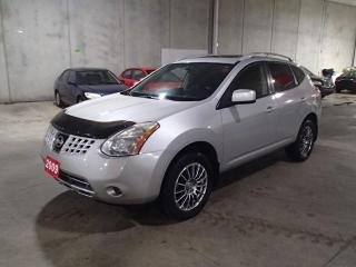 Used 2009 Nissan Rogue S for sale in Nepean, ON