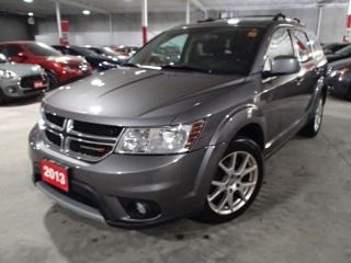 Used 2013 Dodge Journey SXT/Crew for sale in Nepean, ON