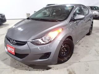 Used 2013 Hyundai Elantra GL ***MANAGER SPECIAL!!**** for sale in Nepean, ON
