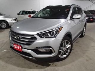 Used 2017 Hyundai Santa Fe Sport **CHEAPEST 2.0T LIMITED IN THE PROVINCE** for sale in Nepean, ON