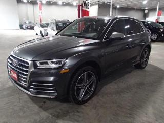 Used 2018 Audi SQ5 **MANAGER SPECIAL** AUDI SQ5 V-6 3.0 for sale in Nepean, ON