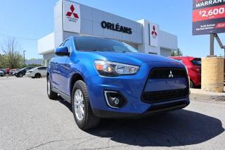 Used 2015 Mitsubishi RVR SE for sale in Orléans, ON