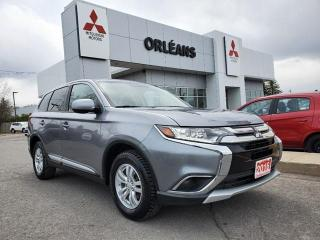 Used 2016 Mitsubishi Outlander ES for sale in Orléans, ON