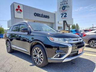 Used 2016 Mitsubishi Outlander SE Touring for sale in Orléans, ON