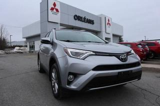 Used 2016 Toyota RAV4 LIMITED  for sale in Orléans, ON