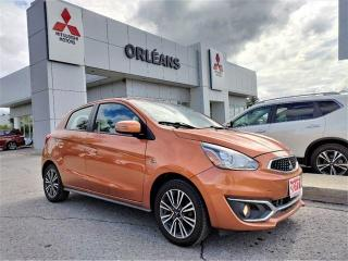 Used 2017 Mitsubishi Mirage SEL for sale in Orléans, ON