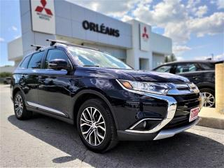 Used 2017 Mitsubishi Outlander ES PREMIUM for sale in Orléans, ON