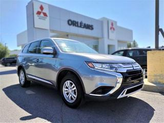 Used 2019 Mitsubishi Outlander ES for sale in Orléans, ON
