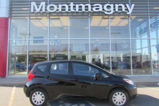 Used 2015 Nissan Versa Note 1.6 S à hayon 5 portes BA for sale in Montmagny, QC
