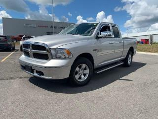 Used 2014 RAM 1500 2014 RAM SLT 3.0 ECODIESEL for sale in Ottawa, ON