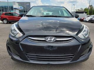 Used 2017 Hyundai Accent GL for sale in Ottawa, ON