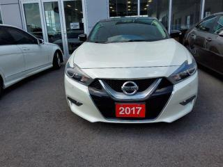Used 2017 Nissan Maxima SL for sale in Ottawa, ON