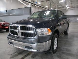 Used 2017 RAM 1500 4X4 Crew Cab SXT w Camera, Power Group, Hitch, for sale in Ottawa, ON