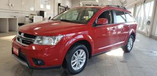 Used 2018 Dodge Journey SXT AWD w/ DVD, Navigation for sale in Ottawa, ON
