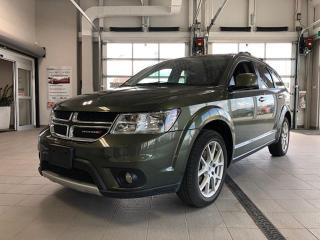 Used 2018 Dodge Journey AWD GT 7 Pass Leather for sale in Ottawa, ON