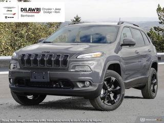 Used 2018 Jeep Cherokee Sport Altitude V6 Loaded Options for sale in Ottawa, ON