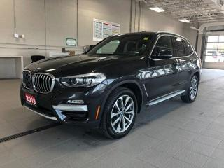 Used 2019 BMW X3 AWD Fully Loaded xDrive30i for sale in Ottawa, ON