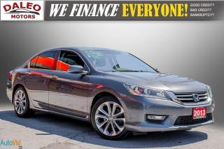 Used 2013 Honda Accord SPORT / BACK-UP CAMERA / HEATED SEATS / for sale in Hamilton, ON