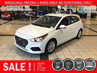 Used 2019 Hyundai Accent Preferred for sale in Richmond, BC