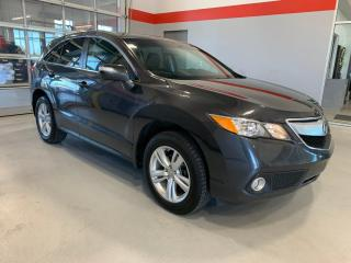 Used 2014 Acura RDX Tech Pkg for sale in Red Deer, AB