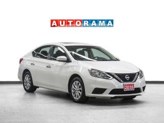 Used 2016 Nissan Sentra SV SUNROOF HEATED SEATS for sale in Toronto, ON