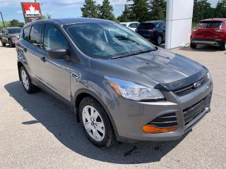 Used 2014 Ford Escape S | Remote Keyless Entry for sale in Harriston, ON