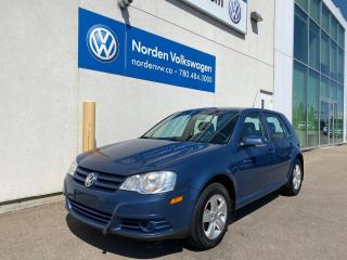 Used 2008 Volkswagen City Golf HATCHBACK AUTO for sale in Edmonton, AB