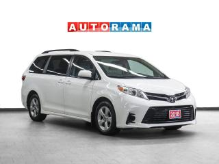 Used 2018 Toyota Sienna LE Backup Camera Power Sliding Doors 8 Passenger for sale in Toronto, ON