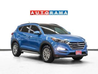 Used 2017 Hyundai Tucson SE AWD Leather PanoRoof Backup Camera for sale in Toronto, ON