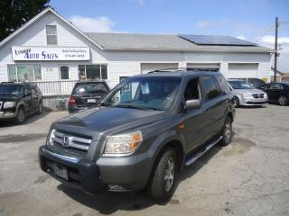Used 2007 Honda Pilot EX-L for sale in Sarnia, ON