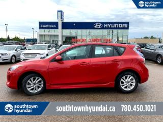 Used 2013 Mazda MAZDA3 GS-SKY/BLUETOOTH/HEATED SEATS/ CRUISE for sale in Edmonton, AB