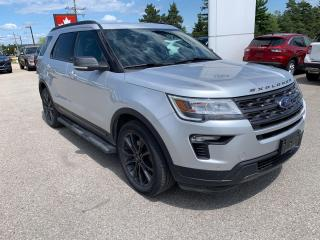Used 2018 Ford Explorer XLT | Lane Depart/ Lane Keeping System for sale in Harriston, ON