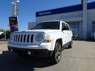 Used 2015 Jeep Patriot HIGHALTITUDE4X4/LEATHER/SUNROOF/HEATEDSEATS for sale in Edmonton, AB