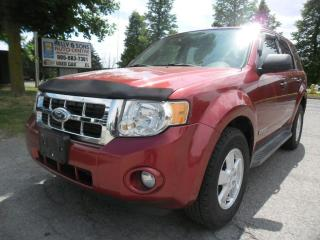 Used 2008 Ford Escape XLT