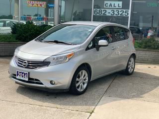 Used 2014 Nissan Versa Note S for sale in Tilbury, ON
