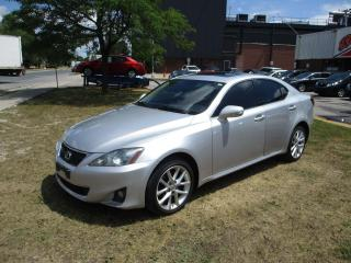 Used 2011 Lexus IS 250 AWD ~ LOW KM for sale in Toronto, ON