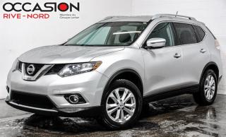 Used 2016 Nissan Rogue SV AWD MAGS+CAM.RECUL+SIEGES.CHAUFFANTS for sale in Boisbriand, QC
