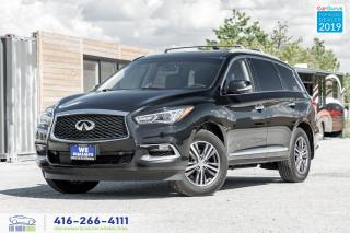 Used 2016 Infiniti QX60 QX60|AWD|Sunroof|Heated Seats|Extra winter tires| for sale in Bolton, ON